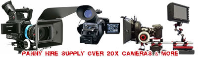 Sony HVRZ5E Hire Camera Hire, SGBlade Hire 35mm DoF Adpater Hire, Cheapest in the UK, Indie Film Hire