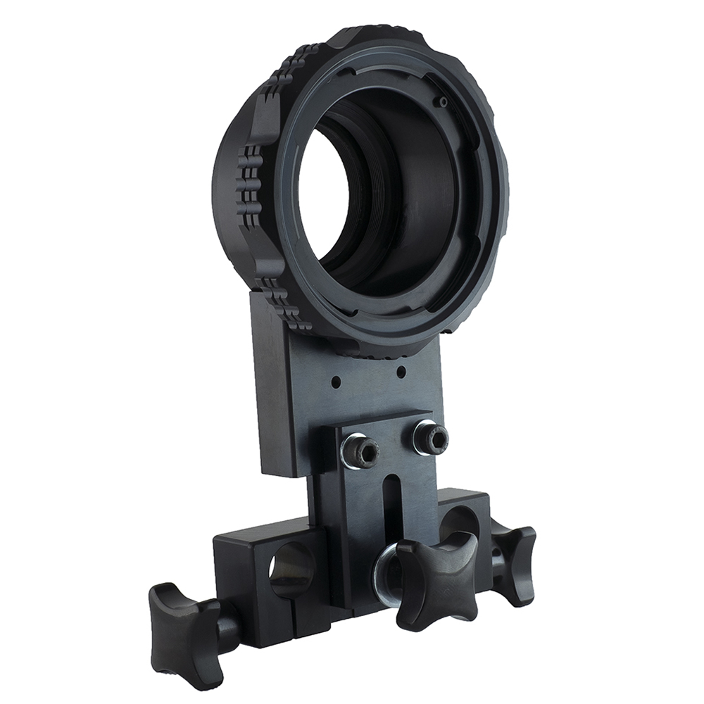Sony Nex E To Pl Mount Rail Support Panny Hire