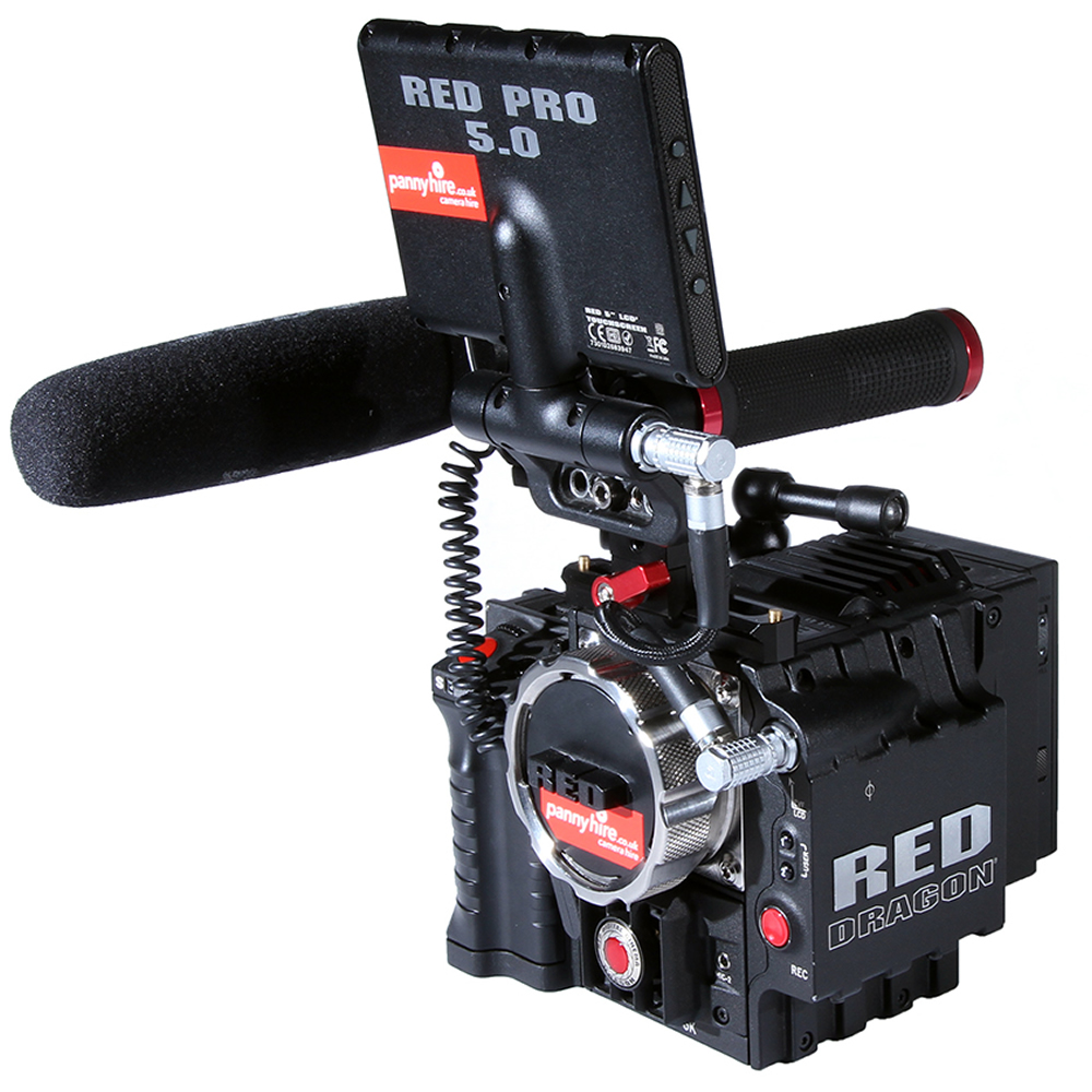 RED EPIC DRAGON | Panny Hire