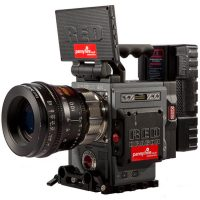 red scarlet-w hire